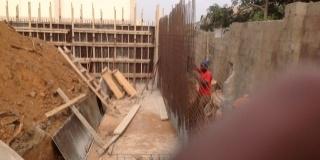 New coldstore in Tema (Ghana)